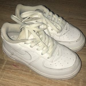 Toddler Nike Air forces